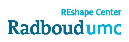 Radboudumc REshape logo
